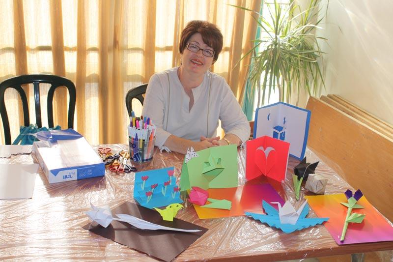 Отчет по программе оригами