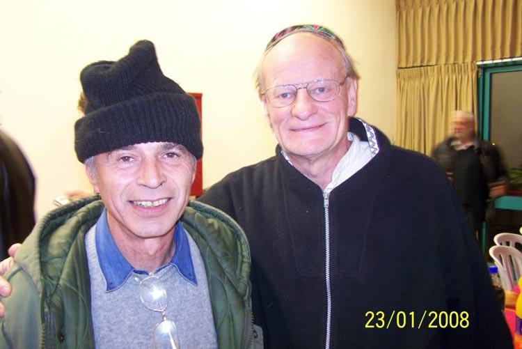 Гости: писатели Игорь Бяльский и Сергей Макаров.