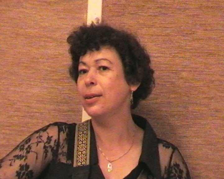 Поёт Марина Меламед
