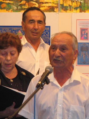 Солист Михаил Гринберг
