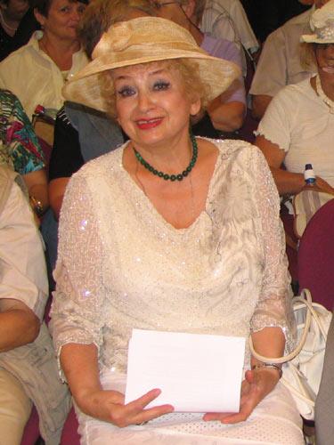 Писатель Татьяна Алексина
