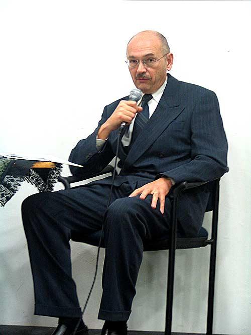 Правозащитник Андрей Григоренко