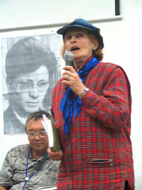 Однокурсница Ильи Габая Елена Биргауз делится своими воспоминаниями