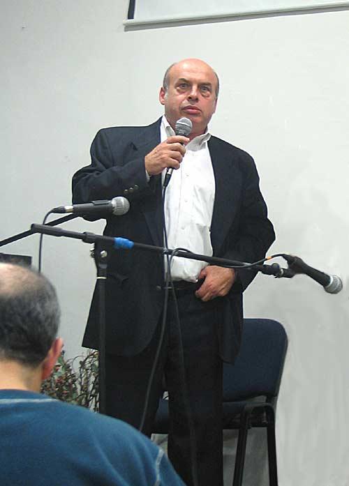 Натан Щаранский делится воспоминаниями о правозащитном движении и роли в нём  Ильи Габая