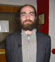 Математик Григорий Перельман